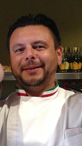 Chef Salvatore Calisi