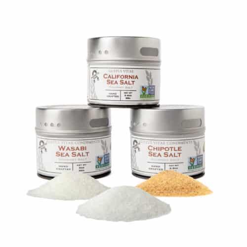 gourmet sea salt