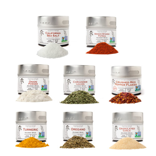 spices seasoning salts