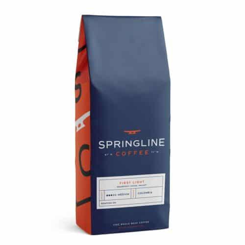 Springline Coffee First Light