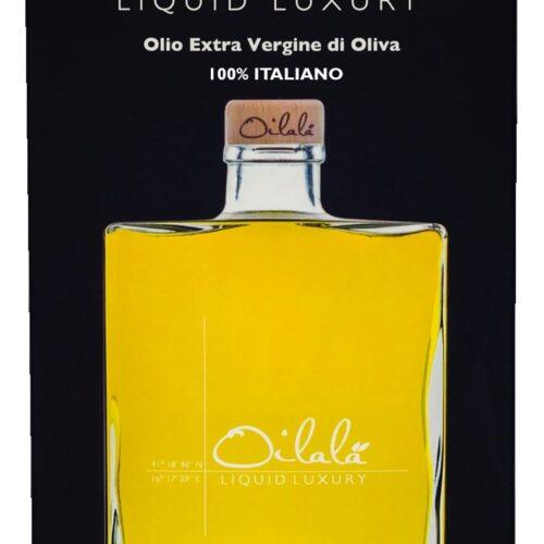 Oilala 500ml Coratina 2020 harvest gift bottle