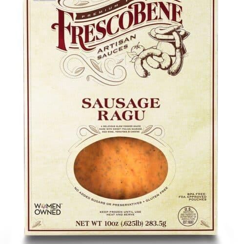 Sausage Ragu