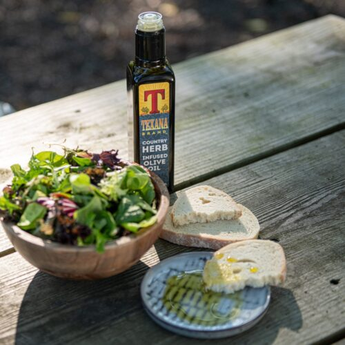 Country Herb Infused Olive Oil