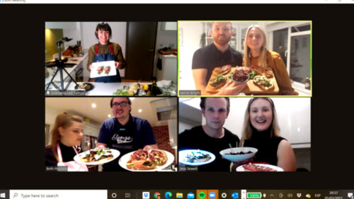 Tapas Online Cooking Class