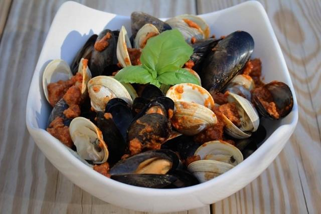 Clams and Mussels Recipe