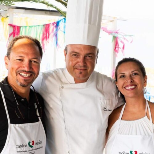 Molise Italy: Cooking Class & Winery Visit