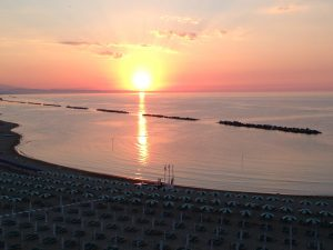 Molise Italy: Horse Back Riding Along The Beach & Meal
