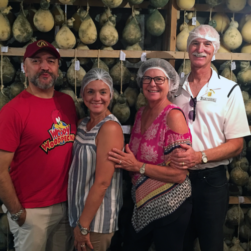 Molise Italy: Visit to Local Cheese Producer