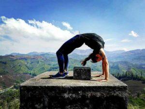 Molise Italy: Private Yoga Lesson