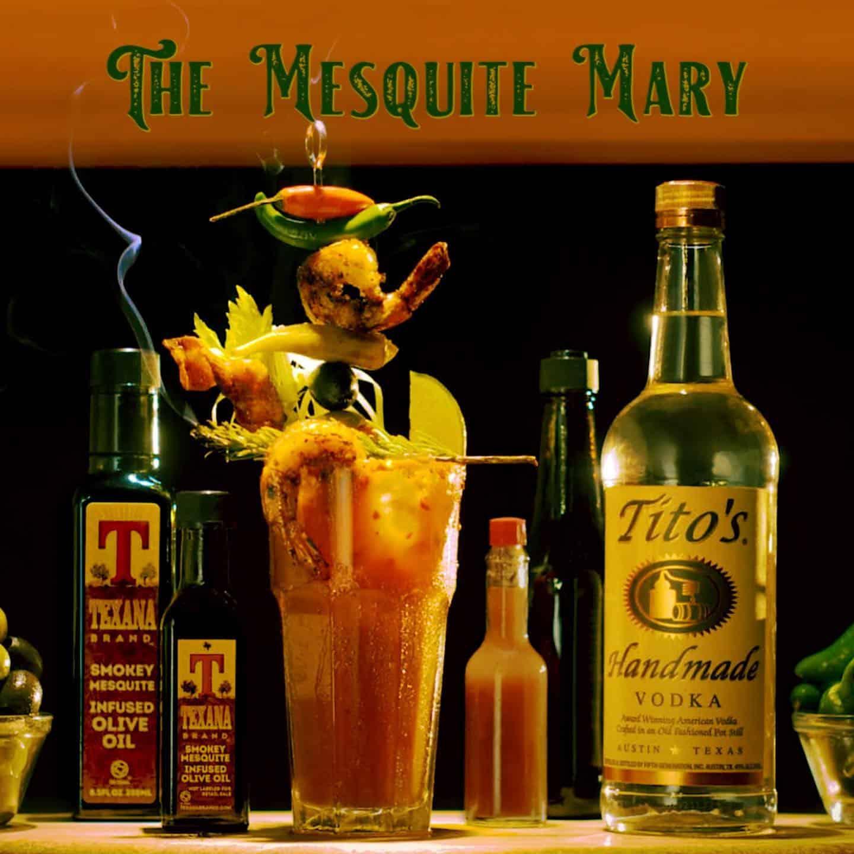 Bloody Mesquite Mary Recipe