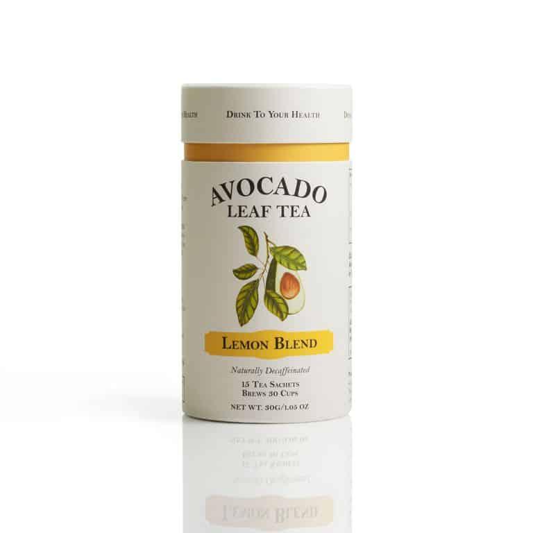 Avocado Leaf Tea Lemon Blend