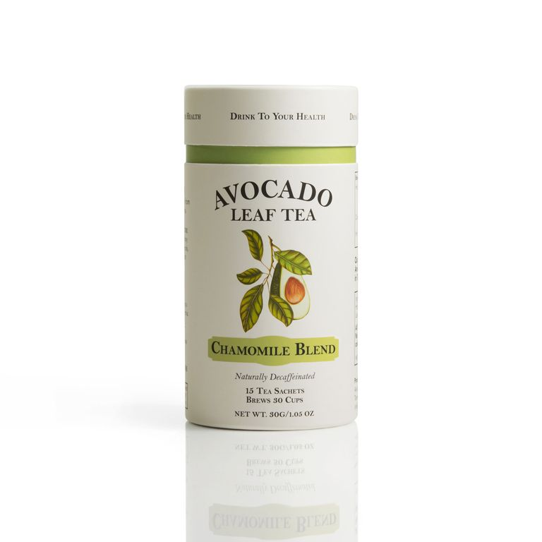 Avocado Leaf Tea Chamomile Blend